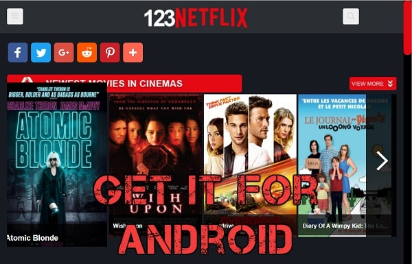 123 Netflix App Download