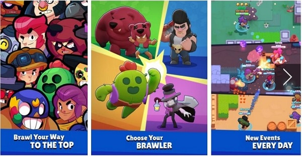 About Brawl Stars