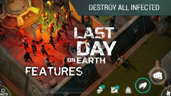 Last Day on Earth Survival Mod APK features