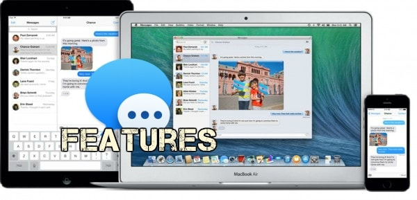 iMessage on Windows Features
