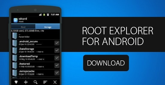 Root Explorer apk download