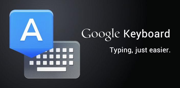 Google Keyboard playstore