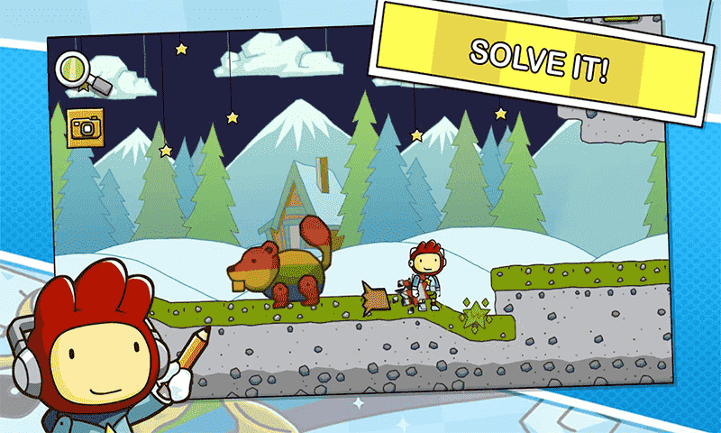 Scribblenauts Remix for android