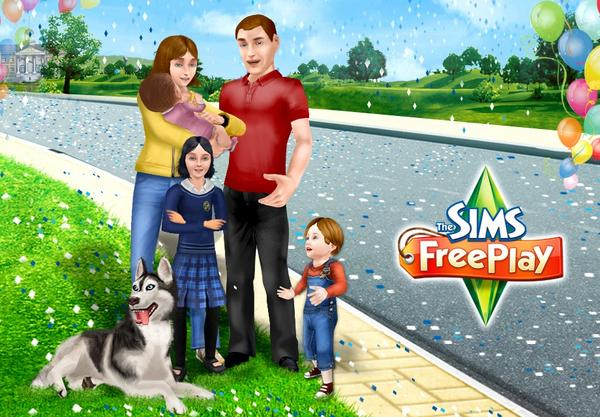 Sims FreePlay download