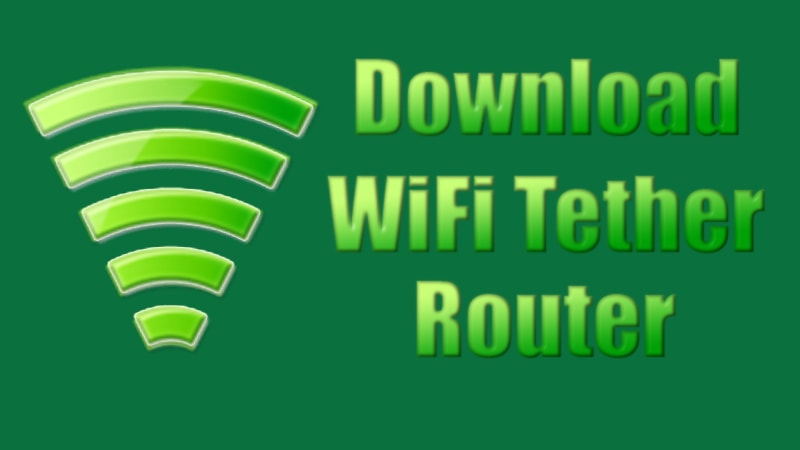 WiFi Tether Router download